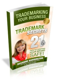 Trademark your business book