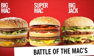 Burger Chains Troll McDonald's for Losing Big Mac Trademark